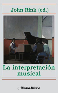 La interpretación musical