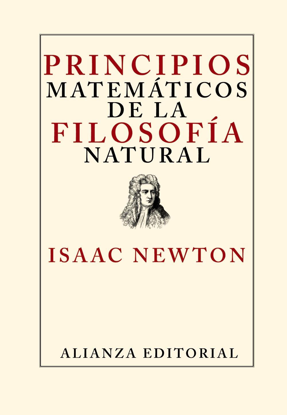 Principios Matemáticos De La Filosofía Natural Alianza Editorial