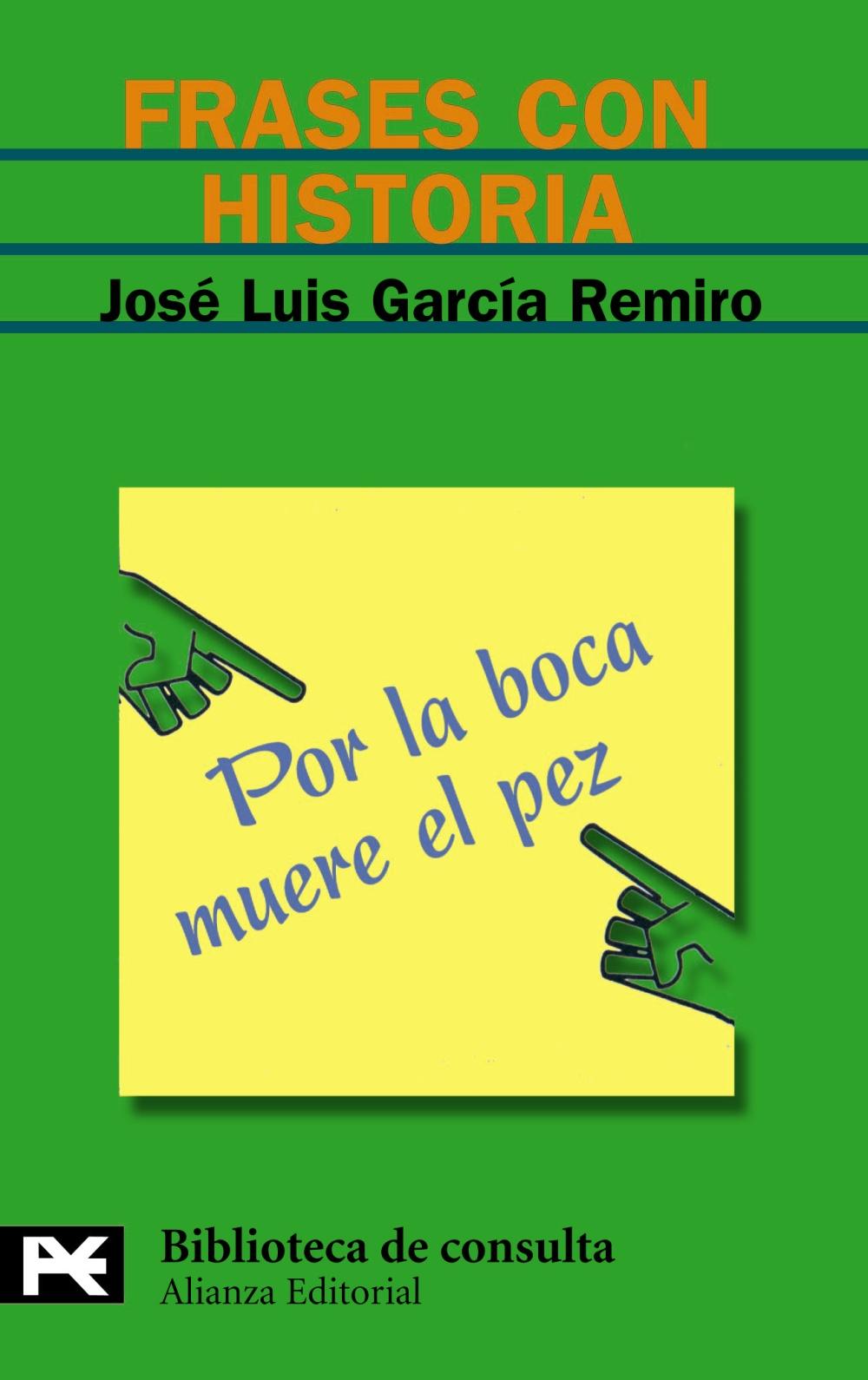 Frases Con Historia Alianza Editorial