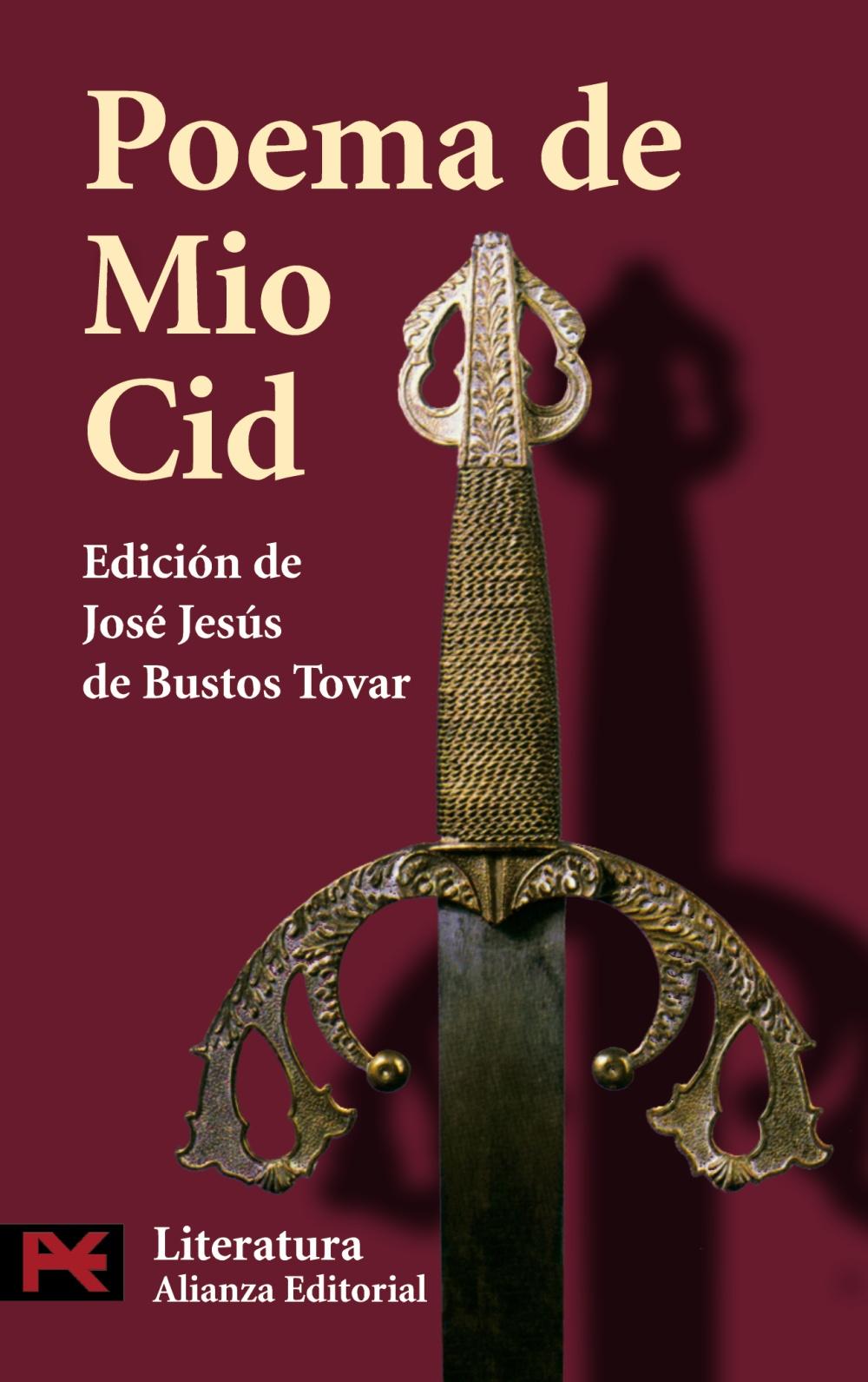 Poema De Mío Cid Alianza Editorial