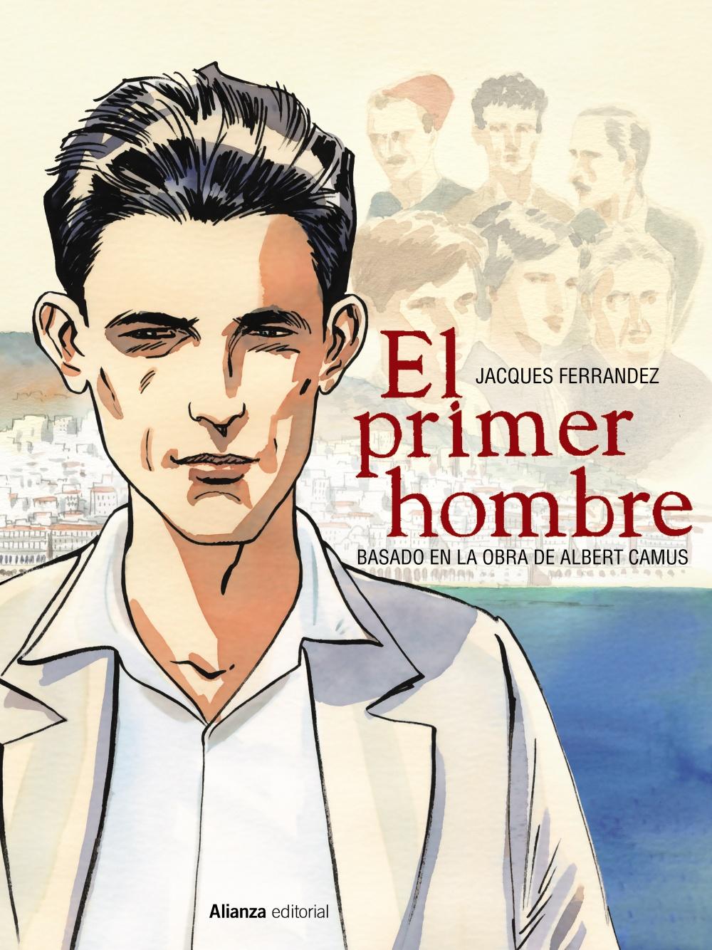 QUE COMIC ESTAS LEYENDO? 9788491814641-el-primer-hombre-comic